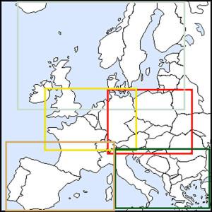 AGEG Grenzgebiete Europa