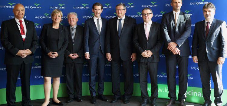 Österreich und Tschechien vertiefen Nachbarschaftsbeziehungen