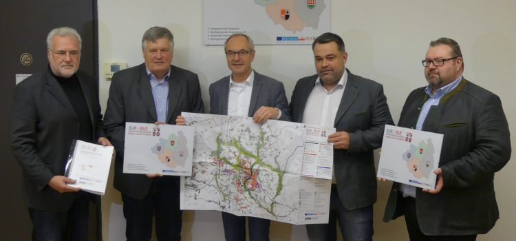 Region Untere Feldaist – 4 Gemeinden 1 Konzept
