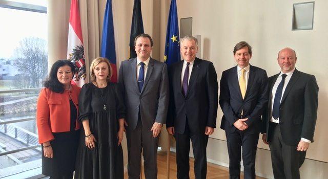 Grundstein für eine erfolgreiche Zukunft des Programms INTERREG Österreich – Tschechische Republik gelegt