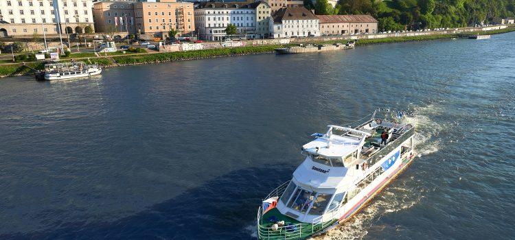 Kreuzfahrt durch´s Mühlviertel – spektakulären Transport der Smetana