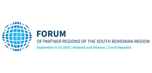 VORSICHT –  STORNIERT Forum der Partnerregionen von Südböhmen 9-10.9.2020 online