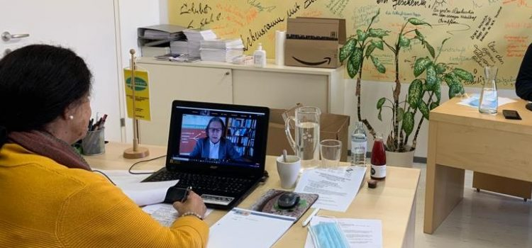 Neuer Präsident der AGEG gewählt – Vize-Präsidentin Lackner-Strauss bestätigt