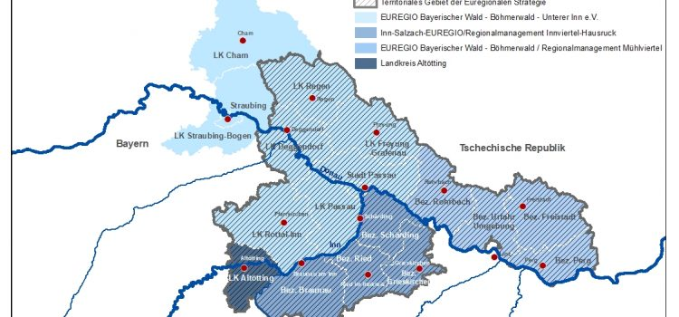 Euregionale Strategie OÖ-BY vor Fertigstellung