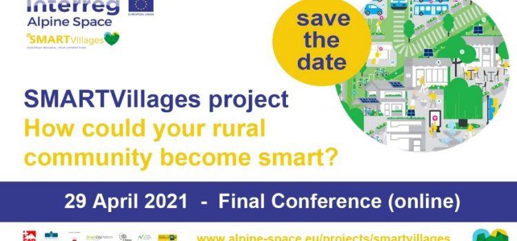 """""""SMART Villages"""" – Abschlusskonferenz"""